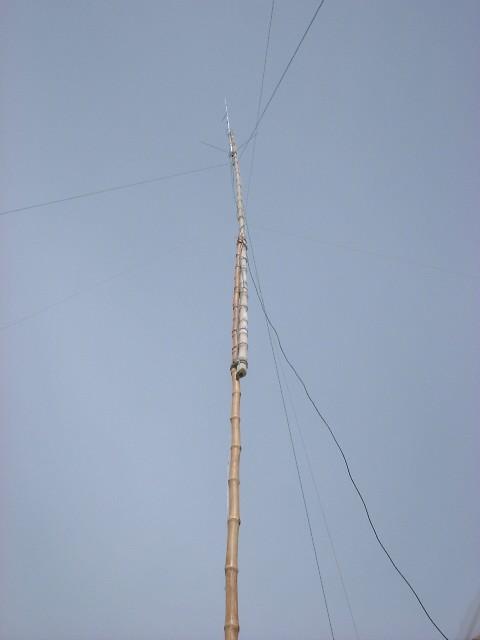 Creative Radio Mast